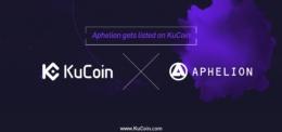 Aphelion Token (APH) wurde auf KuCoin gelistet