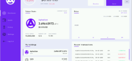 Aphelion Team veröffentlicht das derzeit beste NEO Wallet überhaupt