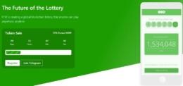 Die Zukunft der Lotterie – Airdrop wieder aktiv