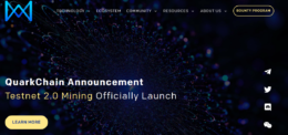 Quarkchain großes Bounty Programm