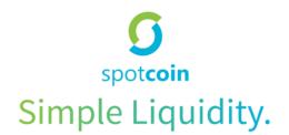 Spotcoin AIRDROP und ICO